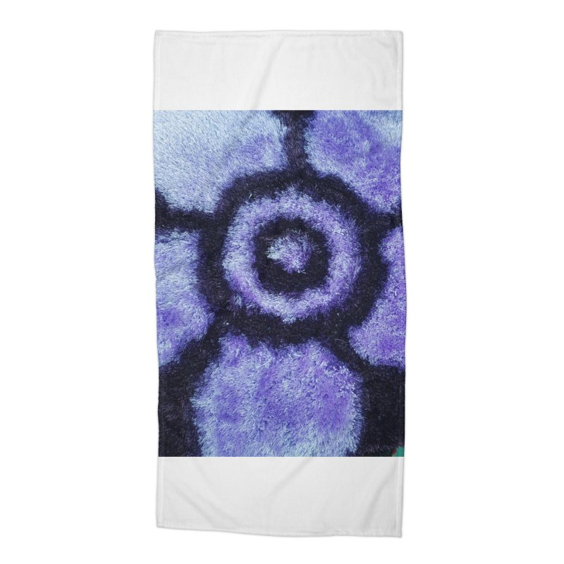All the Roads Accessories Beach Towel by Symbols of Communicatios