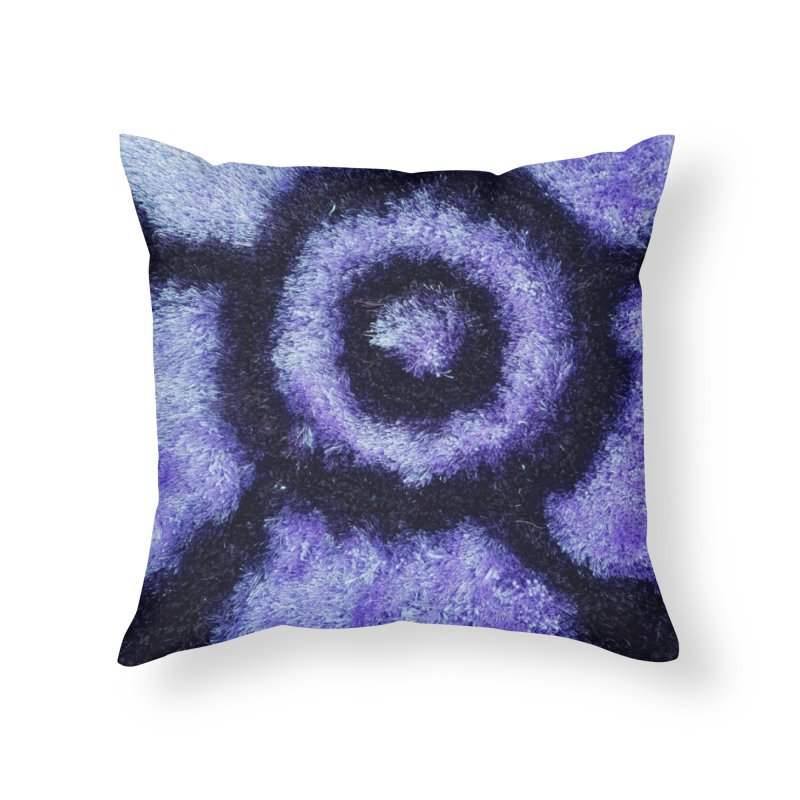 All the Roads Home Throw Pillow by Symbols of Communicatios