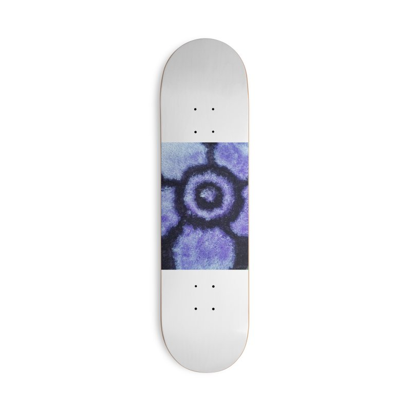 All the Roads Accessories Skateboard by Symbols of Communicatios