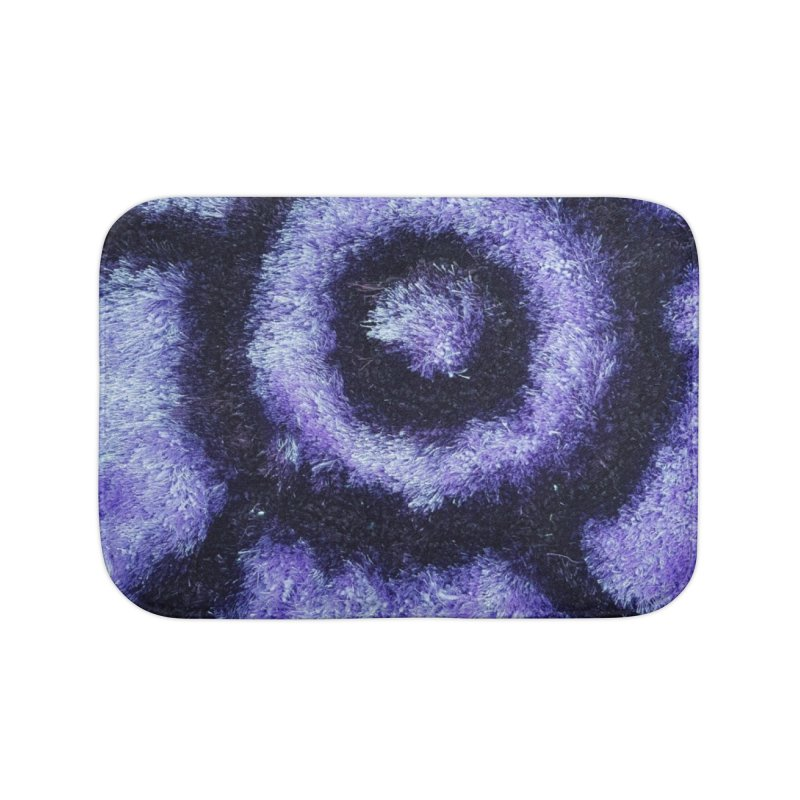 All the Roads Home Bath Mat by Symbols of Communicatios