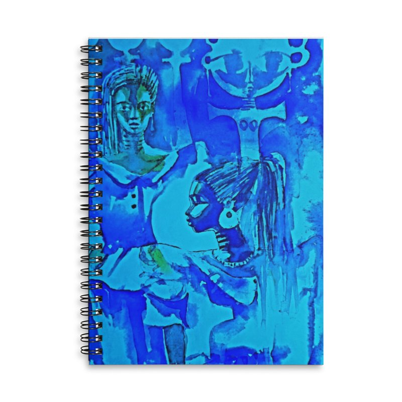 African Sisters Accessories Notebook by Symbols of Communicatios