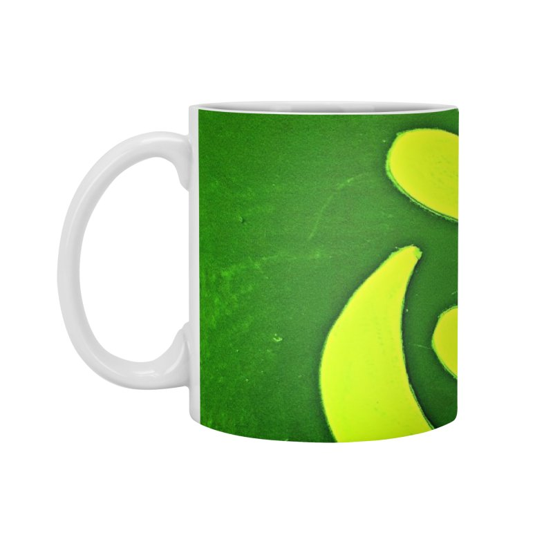 I see the lightq Accessories Mug by Symbols of Communicatios