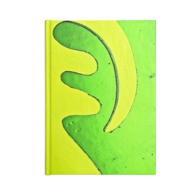 I see the lightq Accessories Notebook by Symbols of Communicatios
