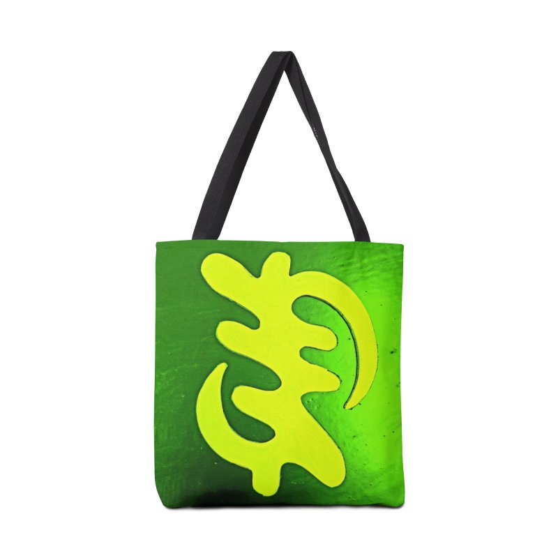 I see the lightq Accessories Bag by Symbols of Communicatios