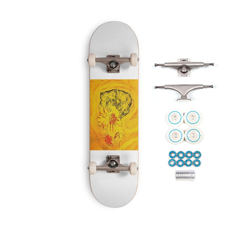 Hello Accessories Skateboard by Symbols of Communicatios