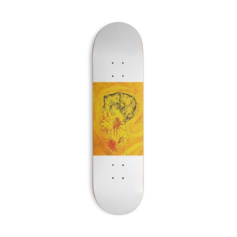 Hello Accessories Skateboard by Symbols of Communicatios