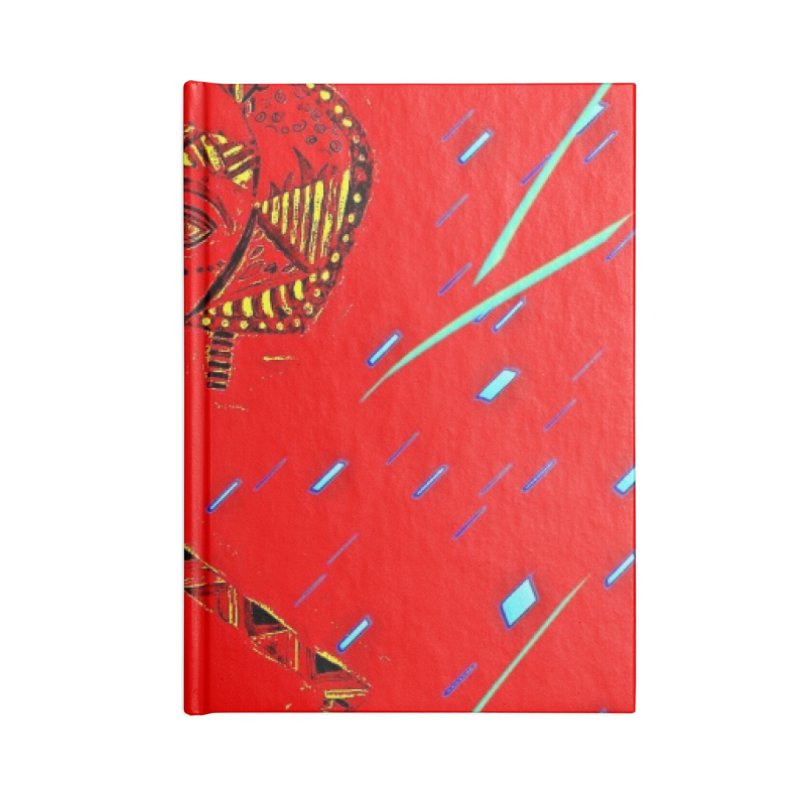Bskota doll Accessories Notebook by Symbols of Communicatios