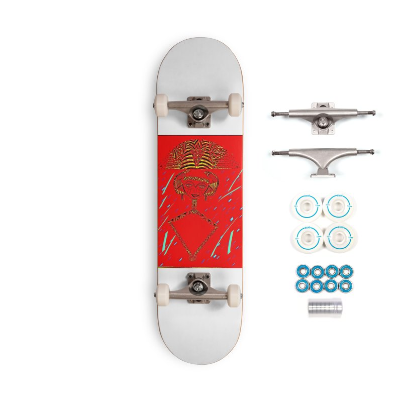 Bskota doll Accessories Skateboard by Symbols of Communicatios