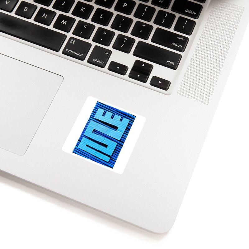 Blue Blue Accessories Sticker by Symbols of Communicatios