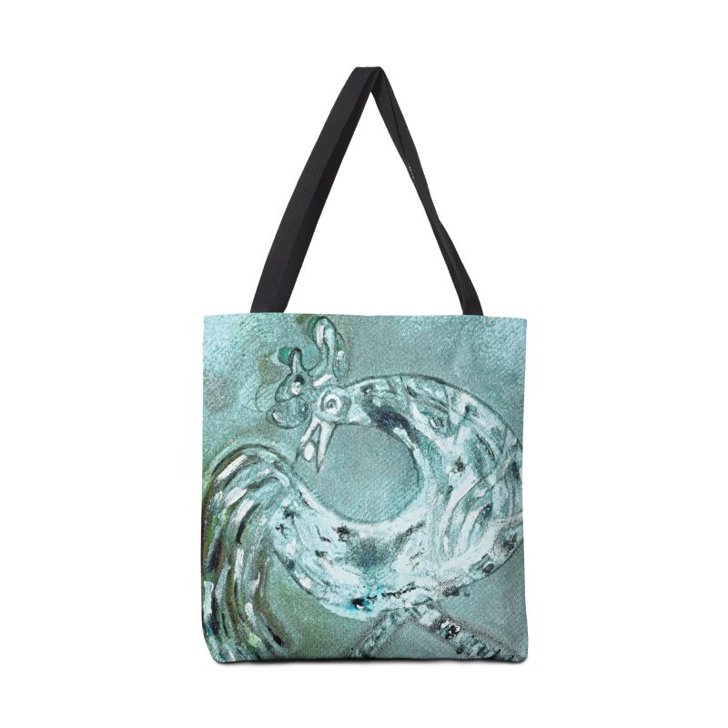 Long Distance Friends Come Home Accessories Bag by Symbols of Communicatios