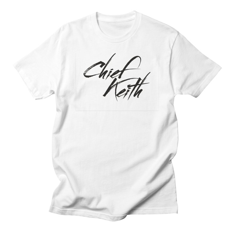 Chief Keith Standard Men's T-Shirt by Chief Keith Music's Artist Shop