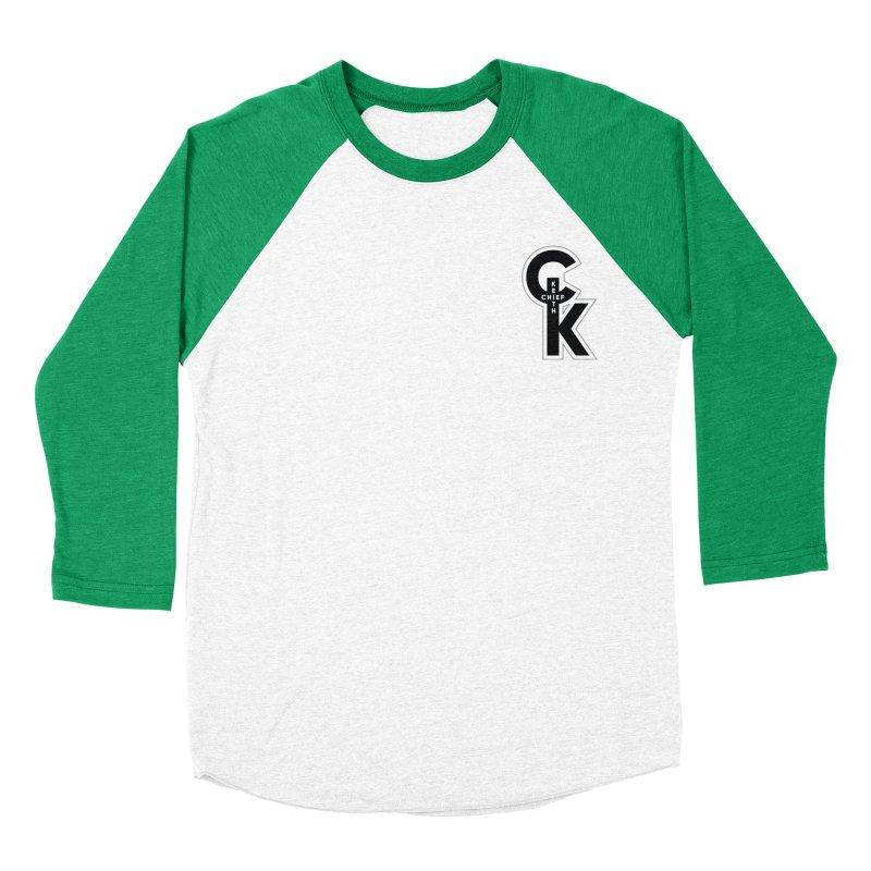 ck logo 1 Men's Longsleeve T-Shirt by Chief Keith Music's Artist Shop