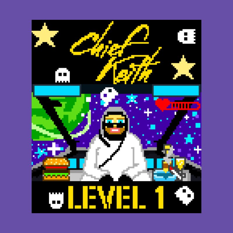 level 1 mixtape design by Chief Keith Music's Artist Shop