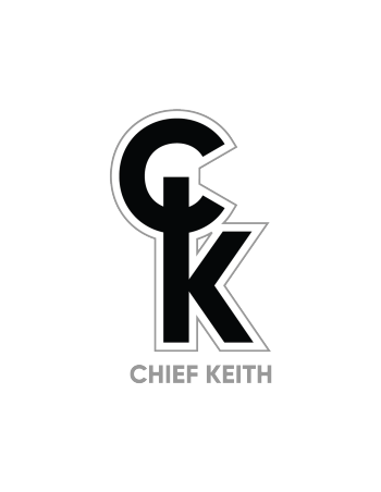 Chief Keith Music's Artist Shop Logo
