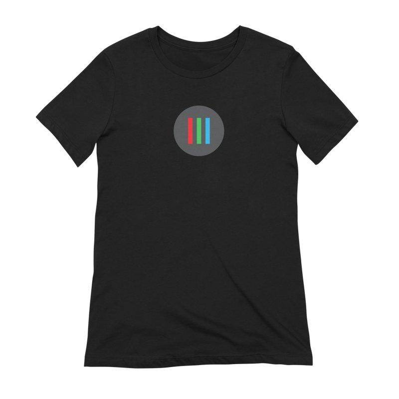 Chimirus - Three Pillars T Women's T-Shirt by The Chimirus Shop