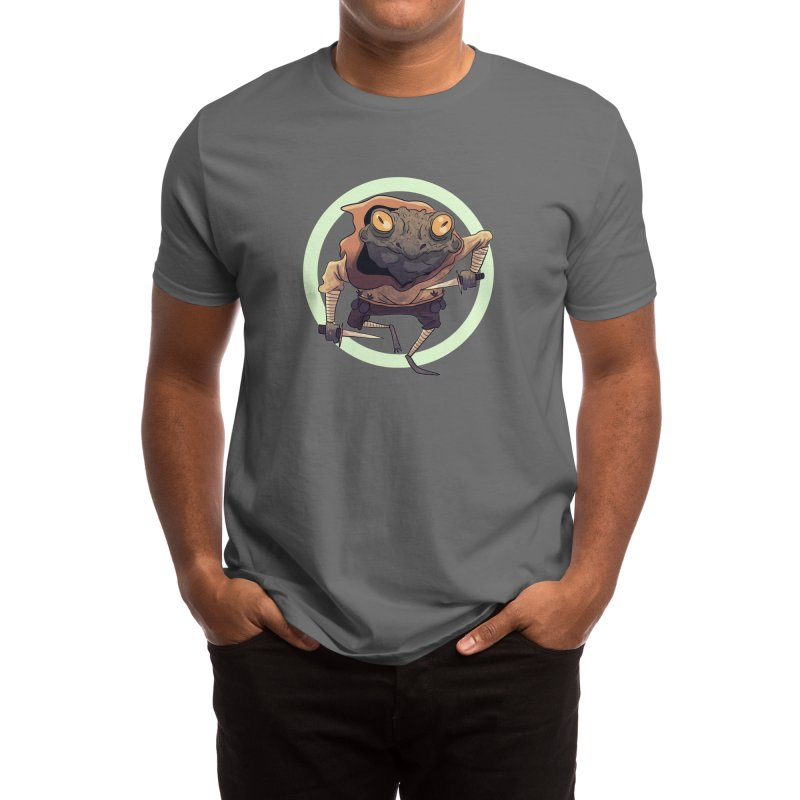 Toad Adventurer Men's T-Shirt by Things by Chris Tracy