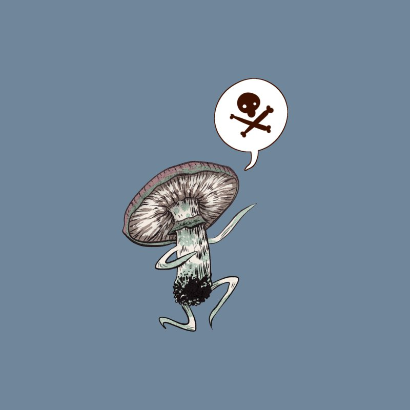 Shroom Of Doom Men's T-Shirt by Things by Chris Tracy
