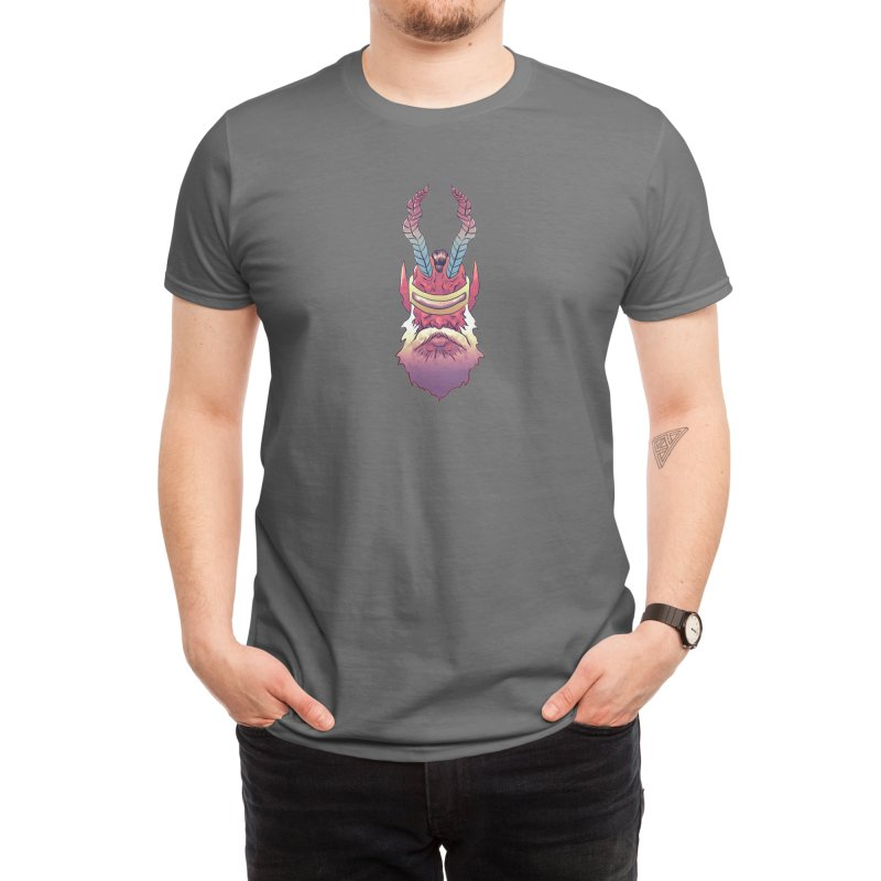 Cool Devil Men's T-Shirt by Things by Chris Tracy