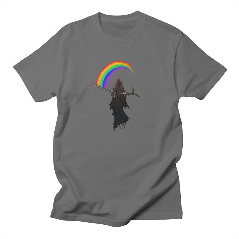 Beauty Awaits Men's T-Shirt by Things by Chris Tracy
