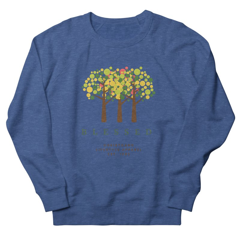 Blessed Men's Sweatshirt by ChristGang Apparel
