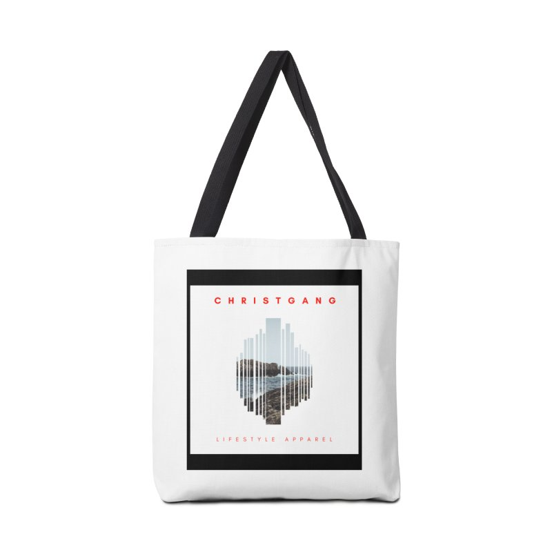 ChristGang - Ocean Views Accessories Bag by ChristGang Apparel