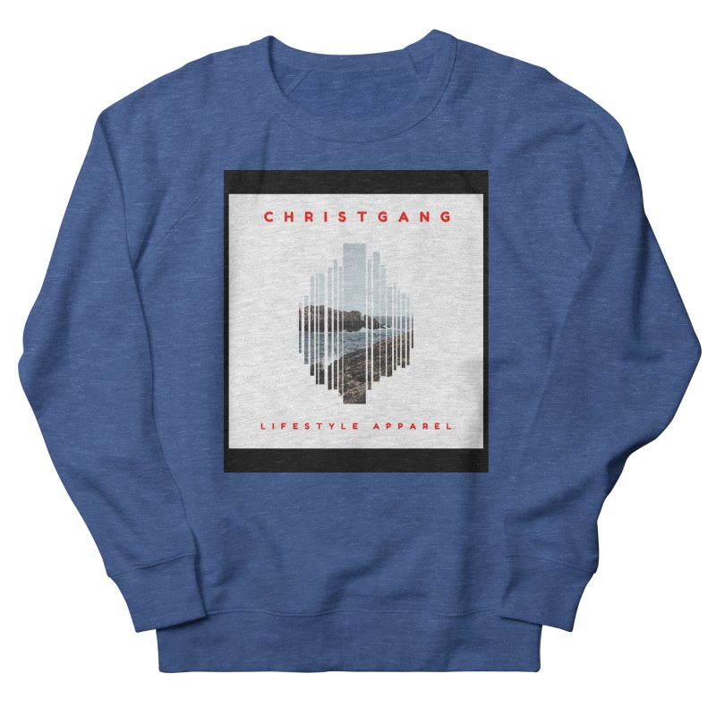 ChristGang - Ocean Views Men's Sweatshirt by ChristGang Apparel