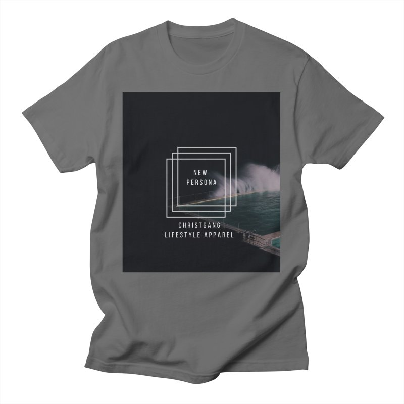 New Persona Men's T-Shirt by ChristGang Apparel