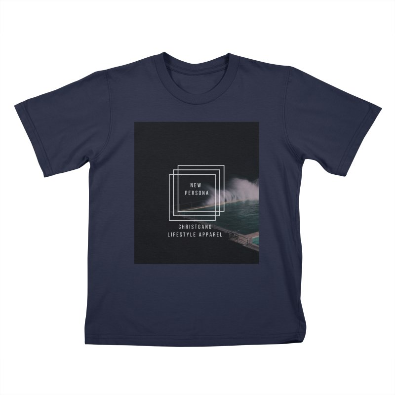 New Persona Kids T-Shirt by ChristGang Apparel