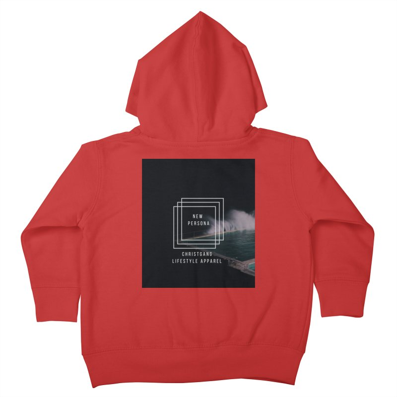 New Persona Kids Toddler Zip-Up Hoody by ChristGang Apparel