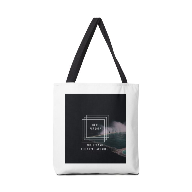 New Persona Accessories Bag by ChristGang Apparel
