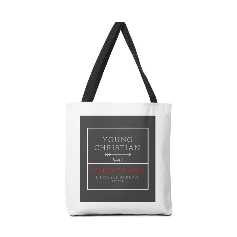 Young Christian Accessories Bag by ChristGang Apparel