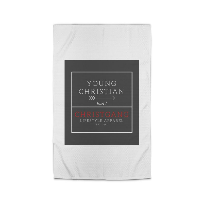 Young Christian Home Rug by ChristGang Apparel