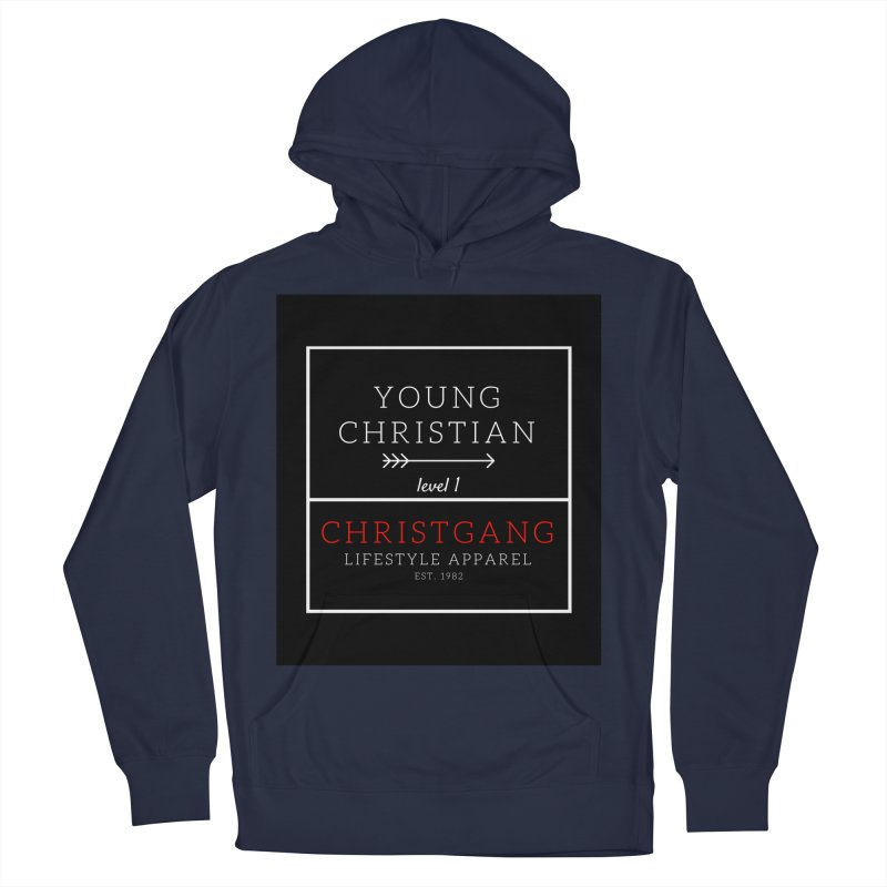 Young Christian Men's Pullover Hoody by ChristGang Apparel