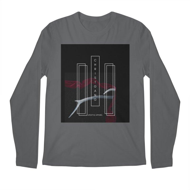 ChristGang 3 Men's Longsleeve T-Shirt by ChristGang Apparel