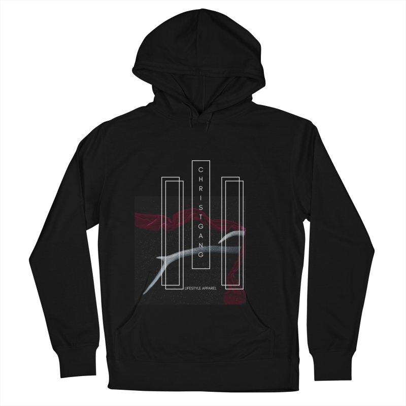 ChristGang 3 Men's Pullover Hoody by ChristGang Apparel
