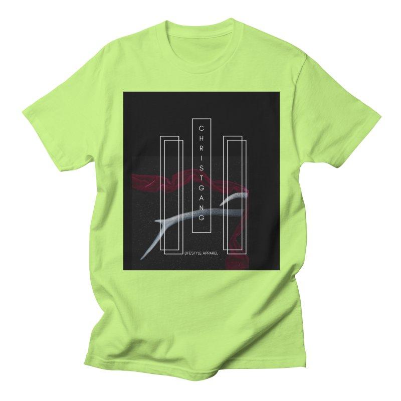ChristGang 3 Men's T-Shirt by ChristGang Apparel