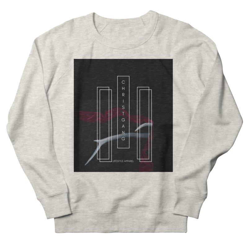 ChristGang 3 Men's Sweatshirt by ChristGang Apparel