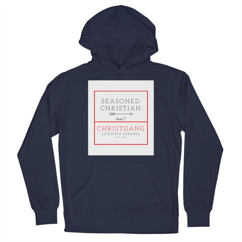 Seasoned Christian Men's Pullover Hoody by ChristGang Apparel