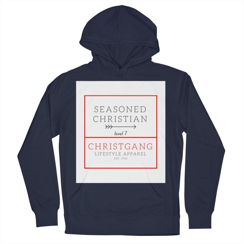 Seasoned Christian Men's Pullover Hoody by ChristGang Apparel