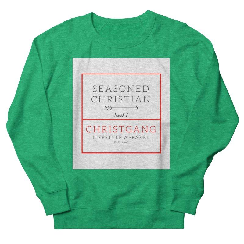 Seasoned Christian Women's Sweatshirt by ChristGang Apparel