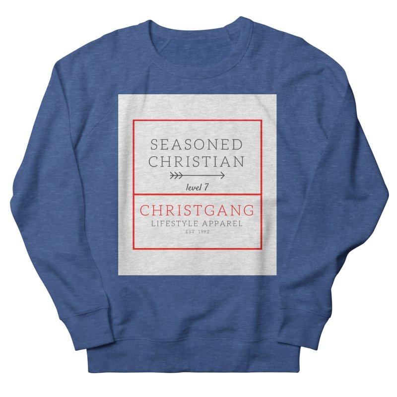 Seasoned Christian Women's French Terry Sweatshirt by ChristGang Apparel