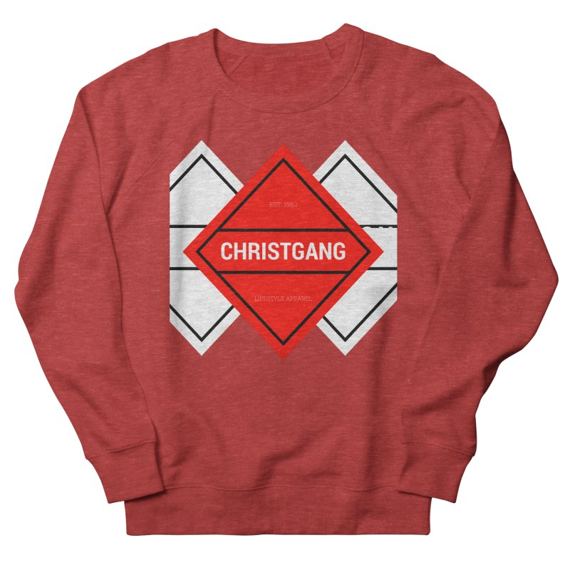 ChristGang Diamond Men's Sweatshirt by ChristGang Apparel