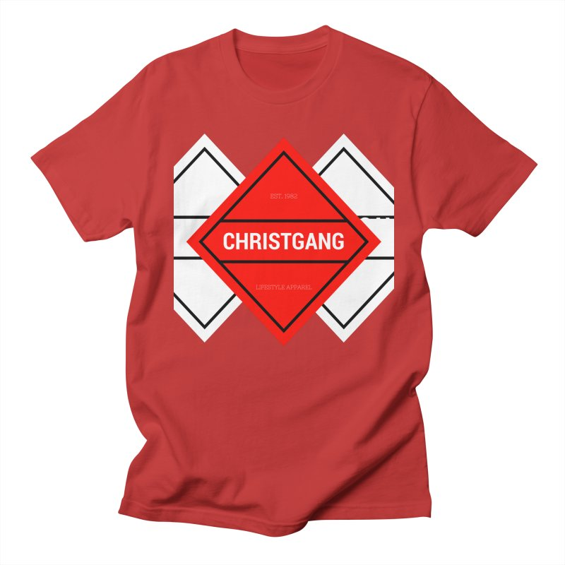 ChristGang Diamond Women's Regular Unisex T-Shirt by ChristGang Apparel
