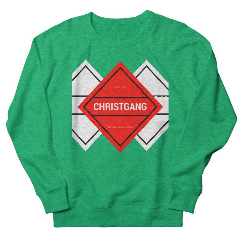 ChristGang Diamond Women's Sweatshirt by ChristGang Apparel