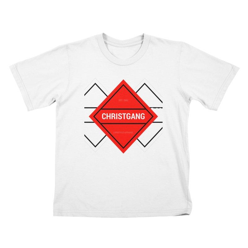 ChristGang Diamond Kids T-Shirt by ChristGang Apparel