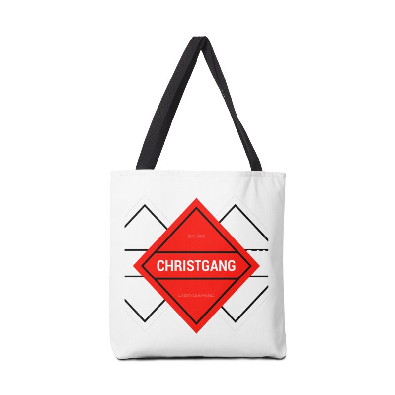 ChristGang Diamond Accessories Bag by ChristGang Apparel