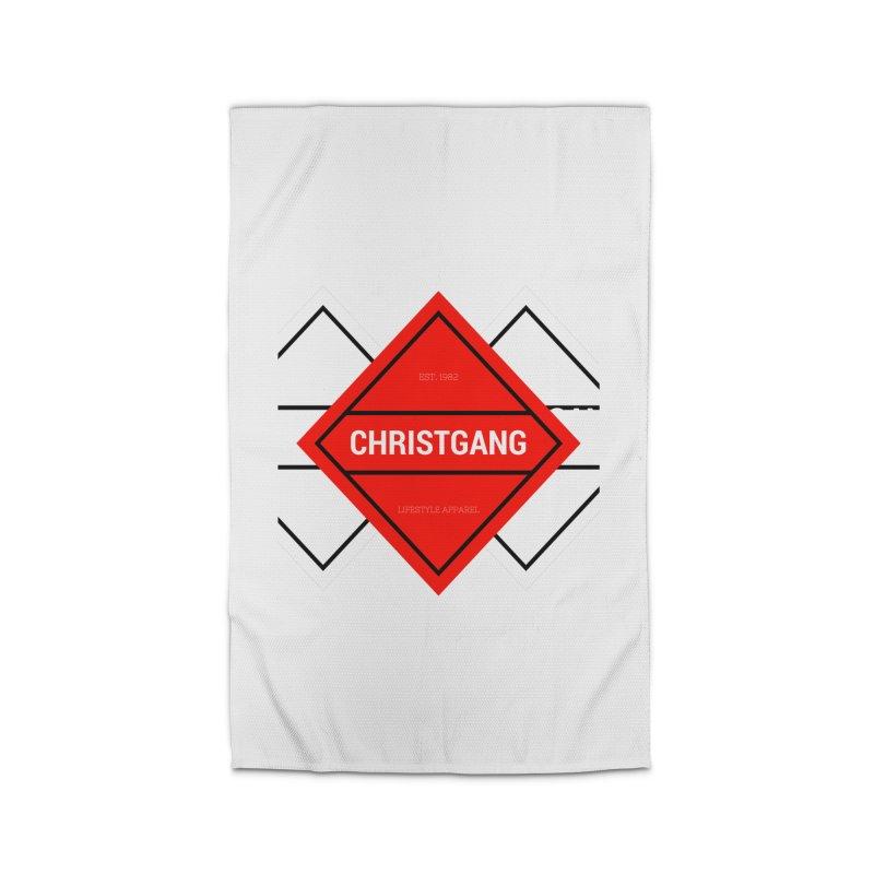 ChristGang Diamond Home Rug by ChristGang Apparel