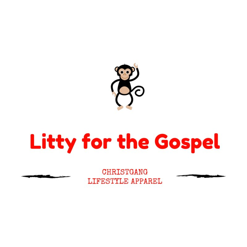 Litty For The Gospel 2 Accessories Bag by ChristGang Apparel