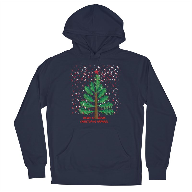 ChristGang Ugly Sweater Men's Pullover Hoody by ChristGang Apparel