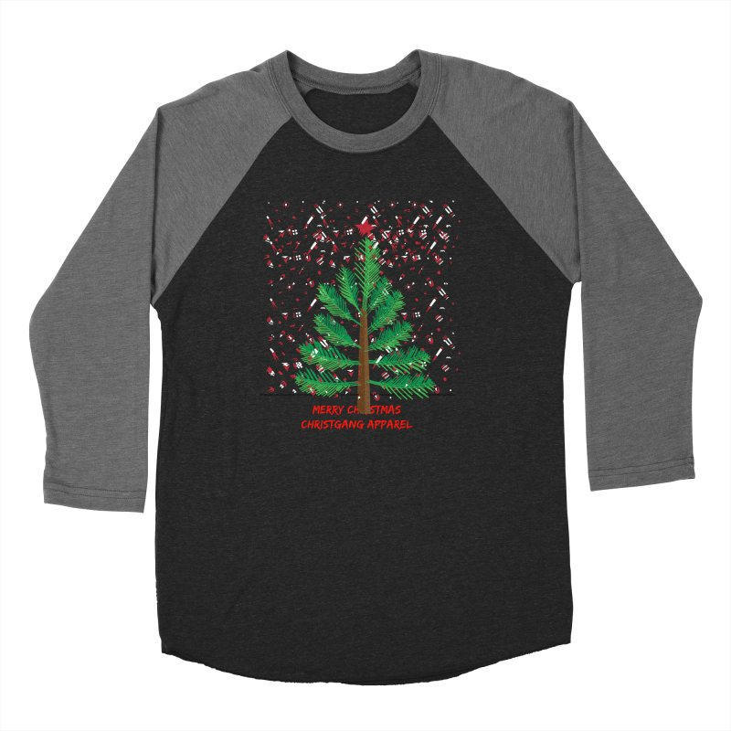 ChristGang Ugly Sweater Women's Longsleeve T-Shirt by ChristGang Apparel
